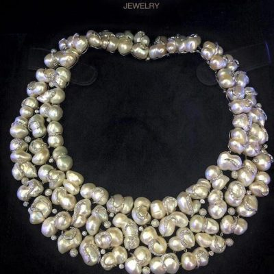 barock sea and diamond master piece design