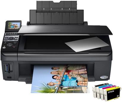print warna Online inkjet ukuran A4 / Folio